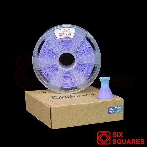 PLA Thermochromic (1kg) - Purple to Blue/Green