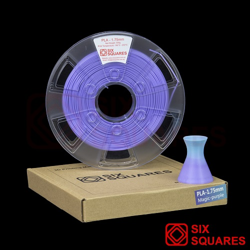 PLA Thermochromic (300g) - Purple to Blue/Green