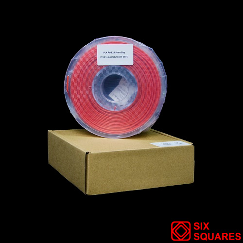 PLA 2.85mm (1kg) - Red