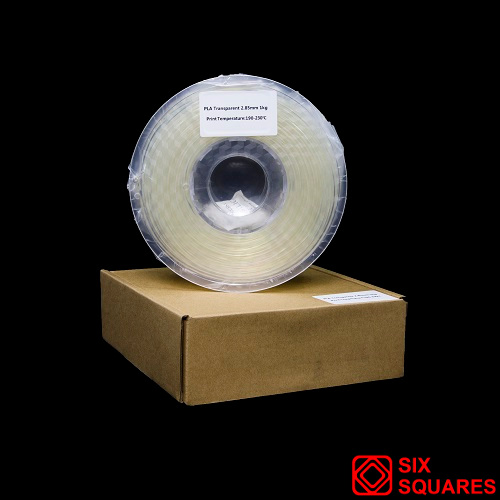 PLA 2.85mm (1kg) - Transparent