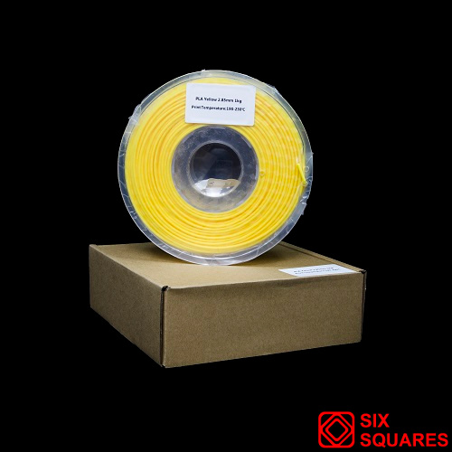 PLA 2.85mm (1kg) - Yellow
